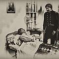 Civil War Hospital by Bill Cannon