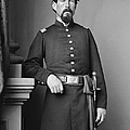 Civil War Major, C1865 by Granger