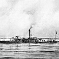 Civil War: Mobile Bay, 1864 by Granger