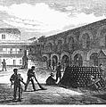 Civil War: New York Fort by Granger