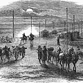 Civil War: Potomac Bridge by Granger