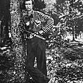 Civil War: Soldier, 1861 by Granger