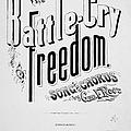Civil War: Songsheet, 1861 by Granger