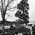 Civil War: Supply Base, 1864 by Granger