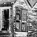 Clapboards And Lace by Phyllis Denton