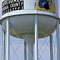 Clarksdale Water Tower by Karen Wagner