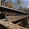 Clarkson Covered Bridge by Tim Litwiller