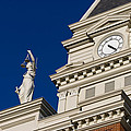 Clarksville Historic Courthouse by Ed Gleichman