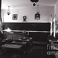 Class Room Inside View Calico California by Susanne Van Hulst