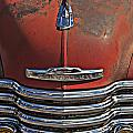 Classic 50s Chevy by Darleen Stry