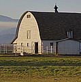 Classic Barn Near Grants Pass by Mick Anderson