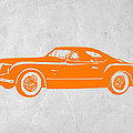 Classic Car 2 by Naxart Studio
