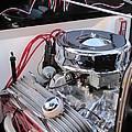 Classic Car Engine by Anita Burgermeister