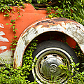 Classic Car Forgotten by Carolyn Marshall