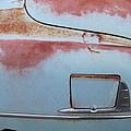 Classic Car Rust 6 by Anita Burgermeister