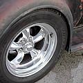 Classic Car Rust 8 by Anita Burgermeister
