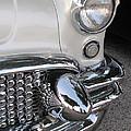 Classic Car White 4 by Anita Burgermeister