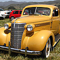 Classic Chevrolet Master Deluxe . 7d15315 by Wingsdomain Art and Photography