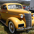 Classic Chevrolet Master Deluxe . 7d15316 by Wingsdomain Art and Photography