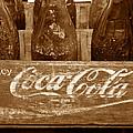Classic Coke Work B by David Lee Thompson