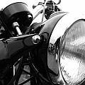 Classic Douglas Headlight by Andrew May