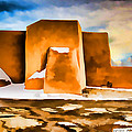 Classic In Abstract by Charles Muhle