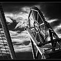 Classic Old Windmill by Blake Richards