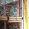 Classroom Window by MB Matthews