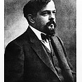 Claude Debussy, French Composer by Photo Researchers