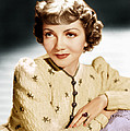 Claudette Colbert, Ca. 1939 by Everett