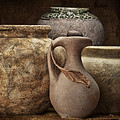 Clay Pottery I by Tom Mc Nemar