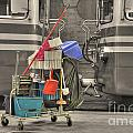 Cleaning Equipment by Mats Silvan