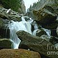 Clear Creek Falls by Jeff Swan