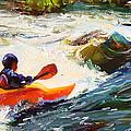 Clear Creek Fun by Ed  Slack