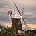 Cley Windmill by Chris Thaxter