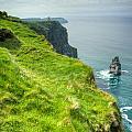 Cliff Of Moher 25 by Douglas Barnett