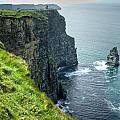 Cliff Of Moher 29 by Douglas Barnett