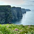 Cliff Of Moher 33 by Douglas Barnett