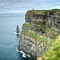 Cliff Of Moher 35 by Douglas Barnett