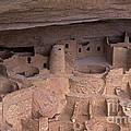 Cliff Palace At Mesa Verde by John Arnaldi