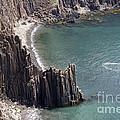 Cliffs At Grand Manan Island, Canada by Ted Kinsman
