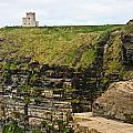 cliffs of Moher 39 by Douglas Barnett