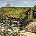 cliffs of Moher 40 by Douglas Barnett