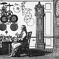 Clockmaker by Science Source