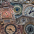 Clocks Of Paris by Andrew Fare