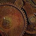 Clockwork Rust by Odd Jeppesen