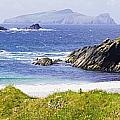 Clogher Beach, Blasket Islands, Dingle by The Irish Image Collection