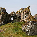 Clonmacnoise Castle Ruin - Ireland by Christiane Schulze Art And Photography