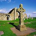 Clonmacnoise, Co Offaly, Ireland High by The Irish Image Collection