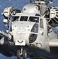Close-up Of A Ch-53 Sea Stallion by Stocktrek Images